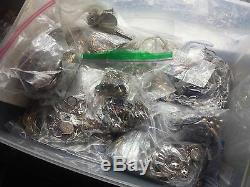 100 Grams Wholesale Lot Resell Sterling Silver 925 Jewelry All Wearable No Scrap
