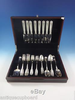 Benjamin Ben Franklin by Towle Sterling Silver Flatware Set 8 Service 43 Pieces