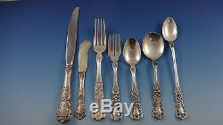 Buttercup by Gorham Sterling Silver Dinner Flatware Set For 8 Service 56 Pieces