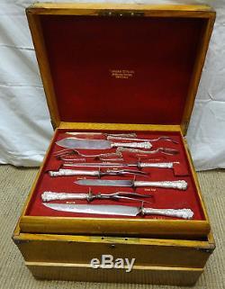 Buttercup by Gorham Sterling Silver Flatware Set For 12 Dinner 286 Pcs Huge Box