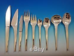 Caravel VINTAGE Georg Jensen Silver Dinner Spoon