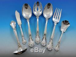 Chantilly by Gorham Sterling Silver Essential Serving Set Large Hostess 7-piece