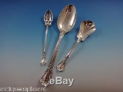 Chantilly by Gorham Sterling Silver Flatware Set For 12 Service 110 Pieces