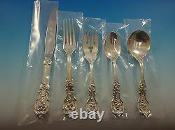 Francis I by Reed & Barton Sterling Silver Flatware Set For 4 Service 20 Pieces