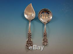 Francis I by Reed & Barton Sterling Silver Flatware Set for 24 Service 160 pcs