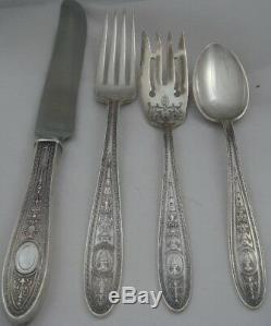 $ International Wedgewood Sterling Silver Four Piece Setting