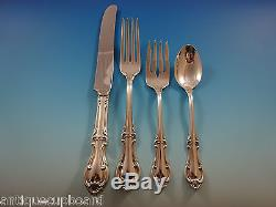 Joan of Arc by International Sterling Silver Flatware Set 6 Service 24 Pieces