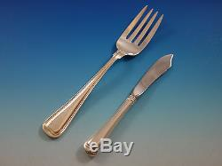 Old French by Gorham Sterling Silver Flatware Set for 8 Service 46 pieces Dinner