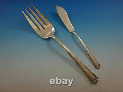 Processional by Fine Arts Intl Sterling Silver Flatware Set For 8 Service 36 Pcs