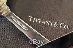 RARE Tiffany Century 173 Piece Sterling Silver Complete Flatware Set For 12
