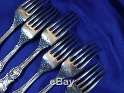 Reed & Barton Francis 1st Sterling Silver Dinner Fork Old Mark Good Cond