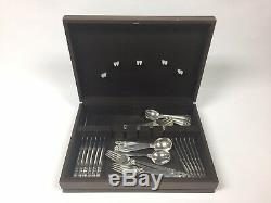 Royal Danish International Sterling Silver Flatware Set Service for 6 36 Pieces