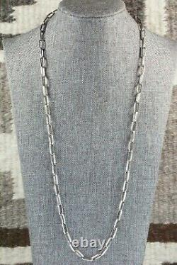 Sterling Silver Chain Necklace Sally Shurley