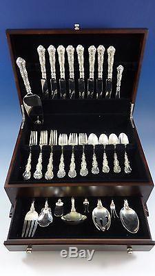 Strasbourg by Gorham Sterling Silver Flatware Set For 8 Service 42 Pieces