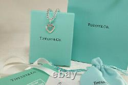 Tiffany & Co. Sterling Silver 925 7in New Everything In Picture