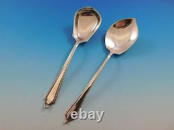 Virginia Carvel by Towle Sterling Silver Flatware Set for 8 Service 39 pieces