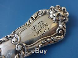 Baronial Old De Gorham Service De Couverts En Argent Sterling À Motif Tête De Lion, 144 Pièces