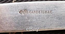 Christofle Cardeilhac Sterling Silver Set Pour Flatware 12,132 Photos + 8 Serving