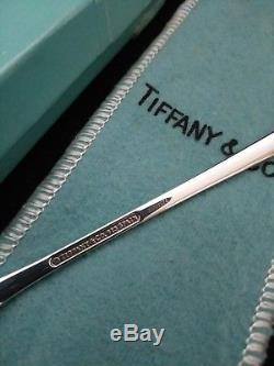Cuillère Pour Nourrissons Tiffany & Co En Argent Sterling - Fanueil Gift Quality