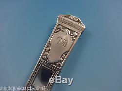 San Lorenzo Par Tiffany Et Co Coutellerie En Argent Sterling 12 Set Service 221 Pcs