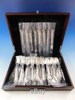 Serviette Old Master Par Sterling Silver Set De Couverts Pour 8 Services 32 Pièces Nouveau