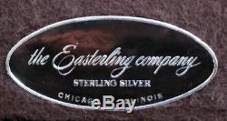 Set Pour 10, 58 Pièces Easterling En Argent Sterling Américain Classique W Servant Et Boîte