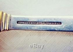 Tiffany & Co Couverts À Motif Hampton En Argent Sterling, 87 Pièces