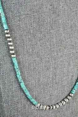 Turquoise & Collier Navajo